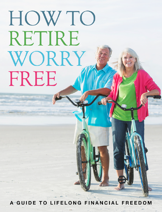 how to retire worry free