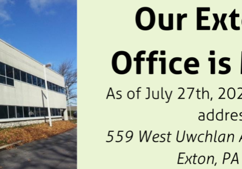 Our Exton, PA Office is Moving! (1)